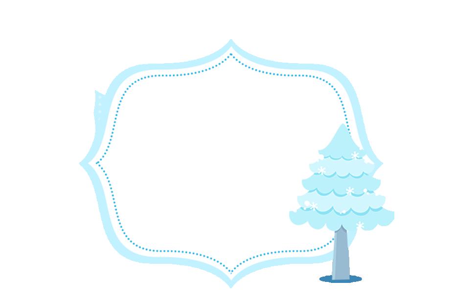Frame Frozen Cute Roxo e Azul - Fazendo a Nossa Festa
