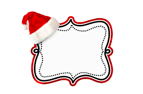 Frame Natal Papai Noel