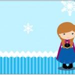 Caixa Bombom Frozen Cute