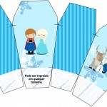 Caixa China in Box Frozen Cute