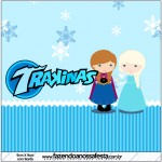 Mini Trakinas Frozen Cute