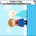 Bisnaga Brigadeiro Bisnaga 30gr Frozen Cute
