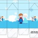 Caixa de Leite Frozen Cute