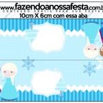 Saquinho de Balas Frozen Cute