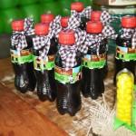 Garrafinhas de Refrigerante Festa Fazendinha