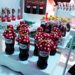 Ideia Festa Minnie Vermelha