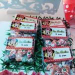 Saquinho de Balas Festa Minnie Vermelha