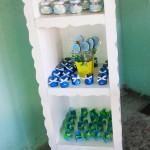 Lembrancinhas 2 Chá de Bebê Coroa de Príncipe