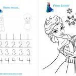 Livrinho de Atividades Frozen Página 6