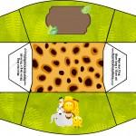 Mini Cachorro-quente Safari