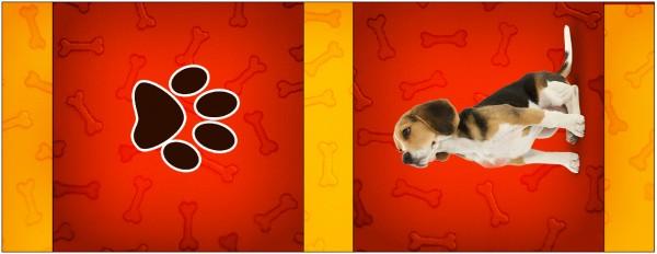 Mini Talento Cachorrinho Beagle