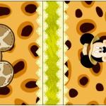 Mini Talento Mickey Safari