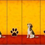 Nescauzinho Cachorrinho Beagle