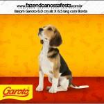 Rótulo Batom Garoto Cachorrinho Beagle