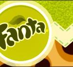 Rótulo Fanta Safari