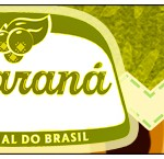 Rótulo Guaraná Caçulinha Fundo Safari