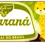 Rótulo Guaraná Caçulinha Safari