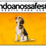 Rótulo Lápis Cachorrinho Beagle