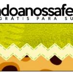 Rótulo Pote Papinha Fundo Safari