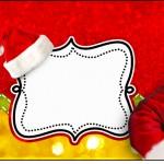 Rótulo Squezze Natal Papai Noel
