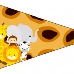 Safari Bandeirinha Sanduiche