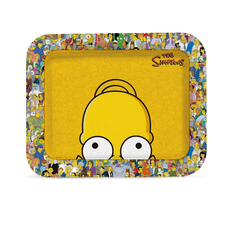 Bandeja Churrasco dos Simpsons
