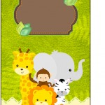 Tag Agradecimento Safari