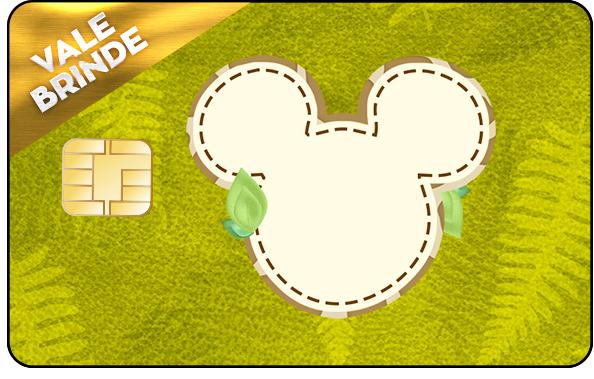 Vale Brinde Mickey Safari