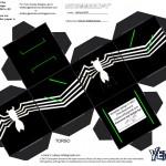 Boneco 3D Venom - Parte 2