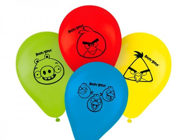 Balão Angry Birds: