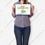 Festa Bob Esponja – Plaquinhas Divertidas!