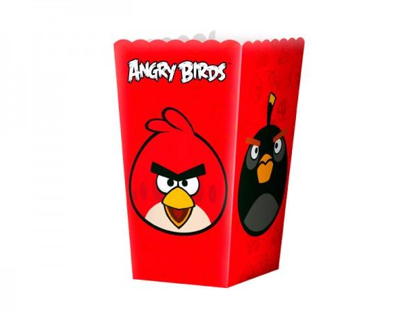 Caixa Pipoca Angry Birds: