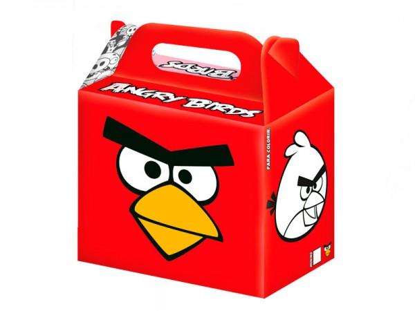 Caixa Surpresa Angry Birds: