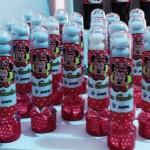 Tubetes Festa Minnie Vermelha