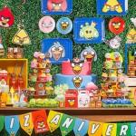 Ideias para Festa Angry Birds!