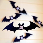 Halloween – Moldes Mickey Morcego!