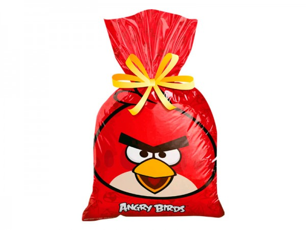 Sacolinha Surpresa Angry Birds: