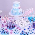 Bolo e doces Oficina de Cupcakes Frozen