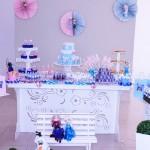 Festa Oficina de Cupcakes Frozen