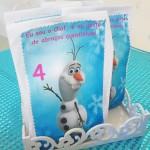 Lembrancinha Festa Frozen
