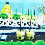 Ideias Decoração Angry Birds