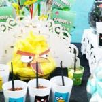 Ideias Decoração Festa Angry Birds