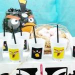 Copinhos Festa Angry Birds