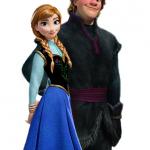 Anna e Kristoff