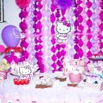 Decoração Festa Hello Kitty