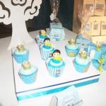 Cupcakes Festa Pequeno Príncipe Moreno
