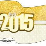 Bandeirinha Sanduiche Ano Novo 2015