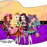 Bandeirinha Sanduiche 1 Ever After High