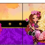 Bandeirinha Sanduiche 3 Ever After High