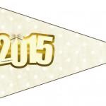 Bandierinha Sanduiche 5 Ano Novo 2015
